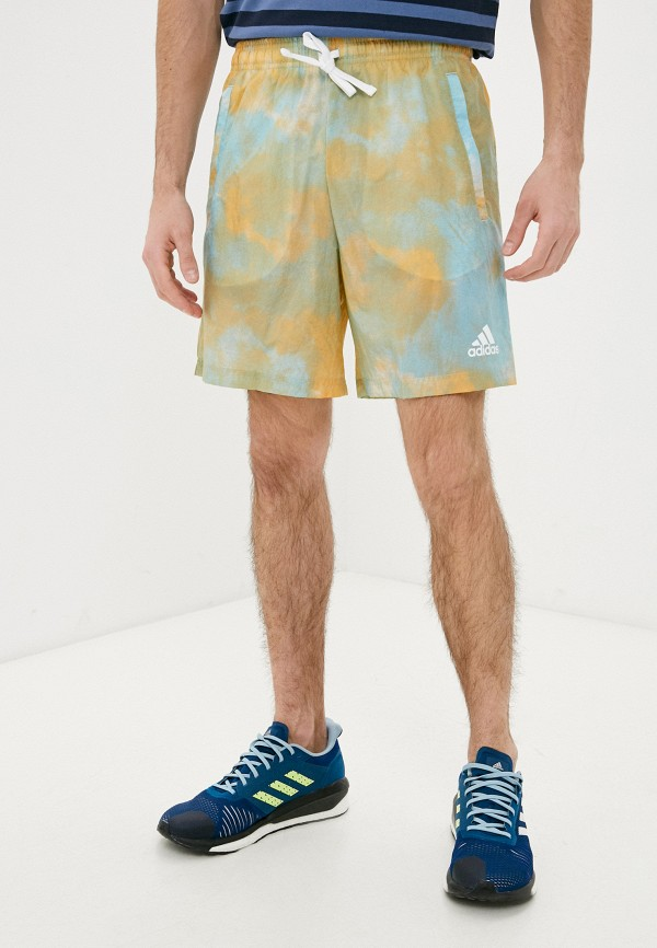 мужские спортивные шорты adidas, разноцветные