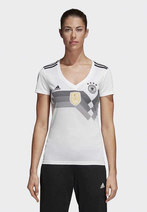 Футболка спортивная adidas adidas AD002EWALUW4 adidas футболка спортивная дет yg aa ling t mgreyh white