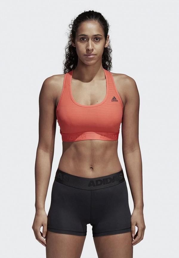 Топ спортивный adidas adidas AD002EWAMCO4 топ adidas топ trefoil tank legink