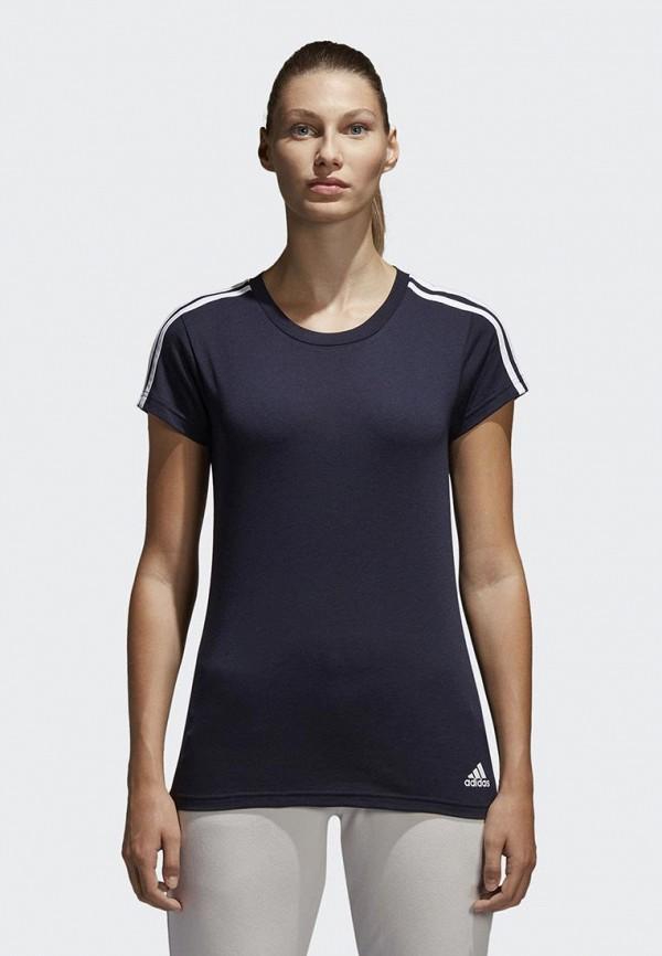 Футболка спортивная adidas adidas AD002EWAMCP7 футболка adidas