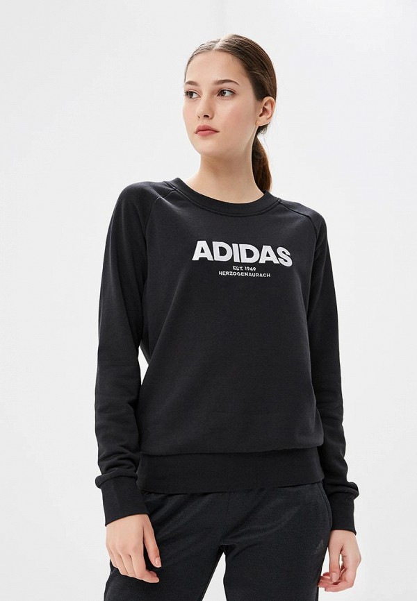 Свитшот adidas adidas AD002EWCDHH7 цена