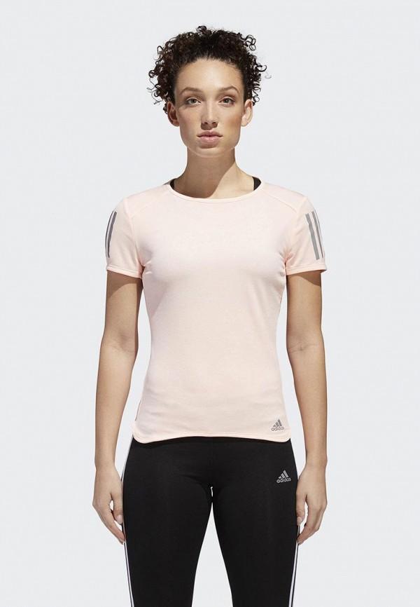 Футболка спортивная adidas adidas AD002EWCDHS6 спортивная обувь adidas adidas2015 b24058