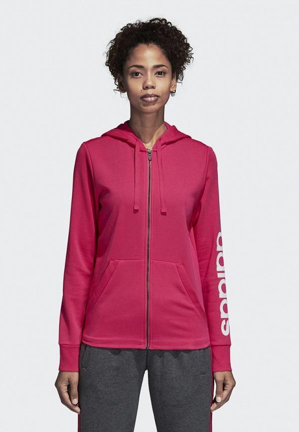 Толстовка adidas adidas AD002EWCDHT5 толстовка adidas adidas ad002emcdgx3