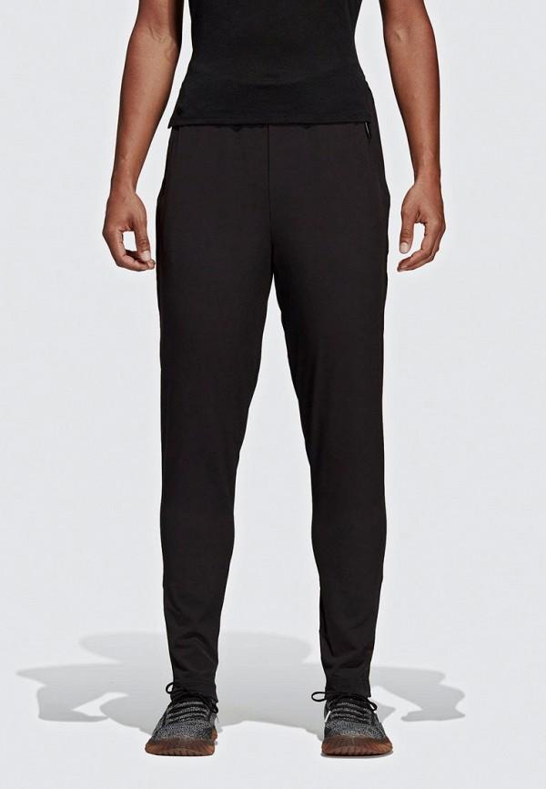 Купить Брюки спортивные adidas, adidas AD002EWEEIM6, черный, Весна-лето 2019