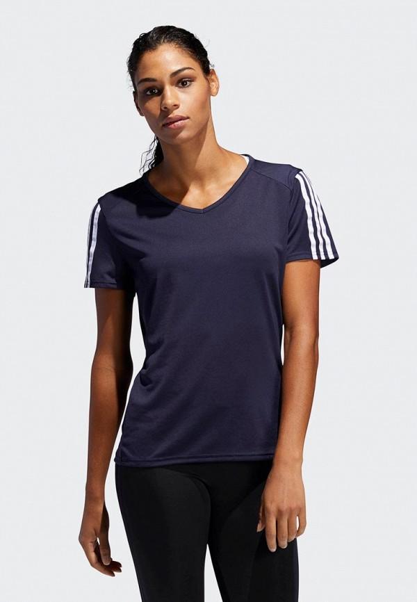 Футболка спортивная adidas adidas AD002EWEGRP8 футболка спортивная adidas adidas ad002emambw5