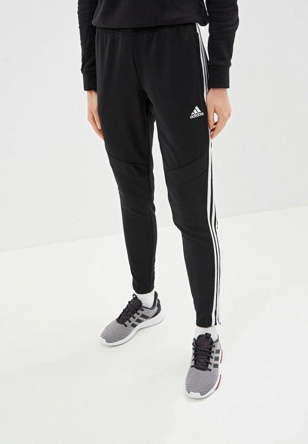 Брюки спортивные adidas adidas AD002EWFJZX8 брюки спортивные для мальчика adidas yb mh pl pant цвет черный белый dv0797 размер 122
