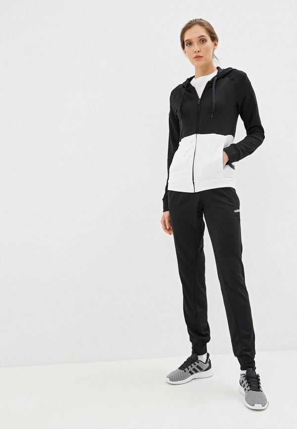 Костюм спортивный adidas adidas AD002EWFKAB5 цена