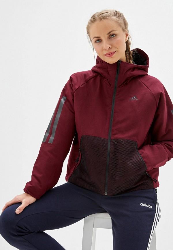 Фото - Куртка утепленная adidas adidas AD002EWFKAD6 куртка утепленная adidas adidas ad002ewfkae0