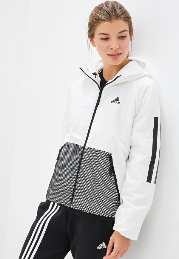 Фото - Куртка утепленная adidas adidas AD002EWFKAD9 куртка утепленная adidas adidas ad002ewfkae0