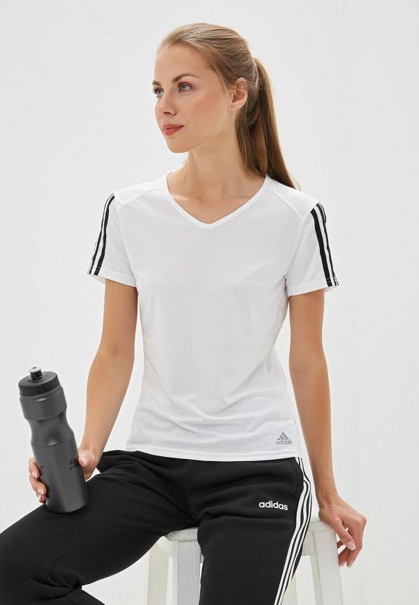 Футболка спортивная adidas adidas AD002EWFKAR4
