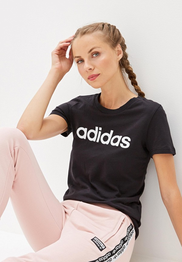 Футболка adidas adidas AD002EWFKAR5 футболка adidas adidas ad002emcdgp2