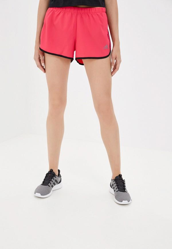 Шорты спортивные adidas, Розовый, M20 SHORT W