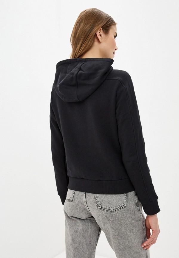 Фото 3 - Худи adidas черного цвета