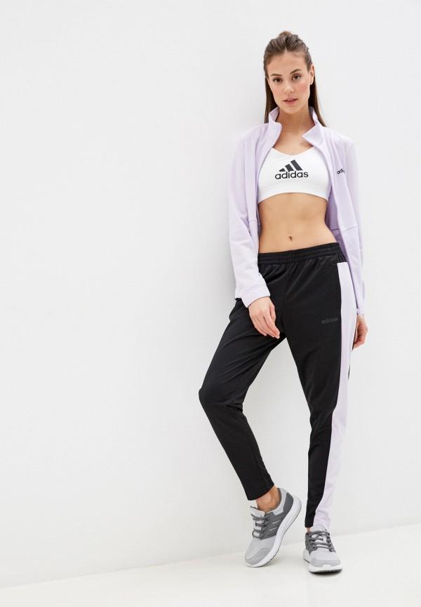 женский спортивный костюм adidas, разноцветный