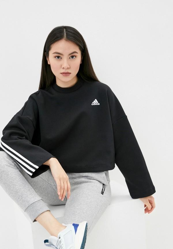 женский свитшот adidas