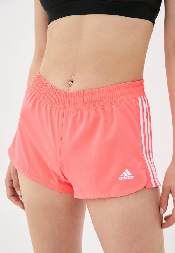 женские спортивные шорты adidas