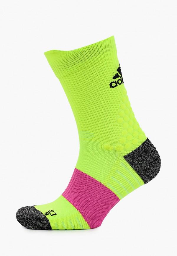 мужские носки adidas, желтые
