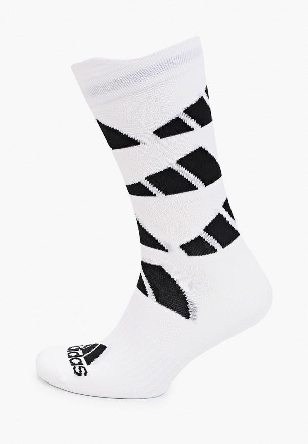 мужские носки adidas, белые