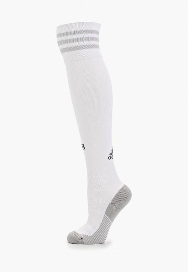 Купить Гетры adidas белого цвета
