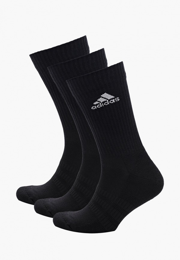мужские носки adidas, черные
