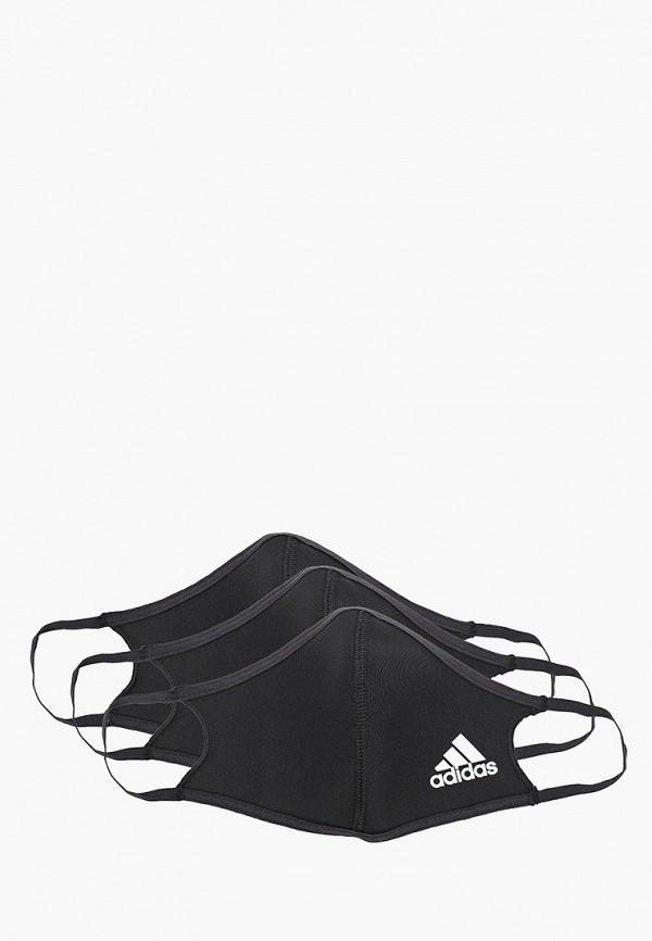 Маски для лица защитные 3 шт. adidas