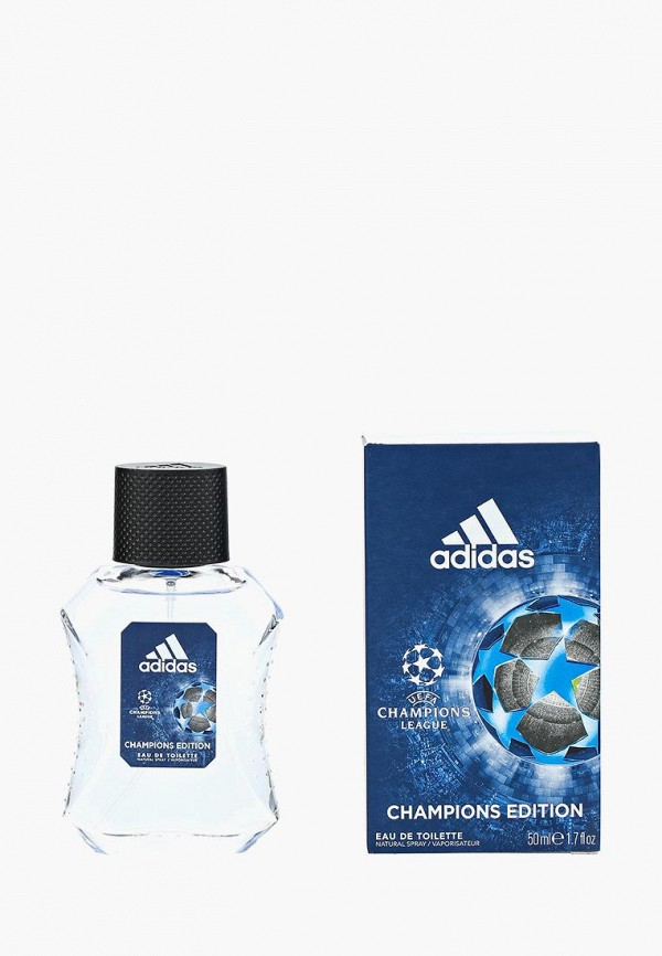 Туалетная вода adidas adidas AD002LMAJRY4 цена