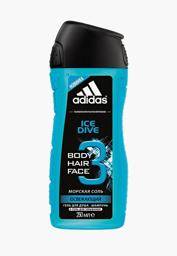 Гель для душа adidas Ice Dive, 250 мл