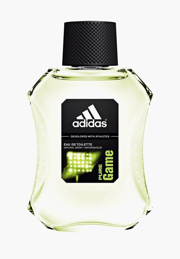 Туалетная вода adidas adidas AD002LMCRVF6 цена