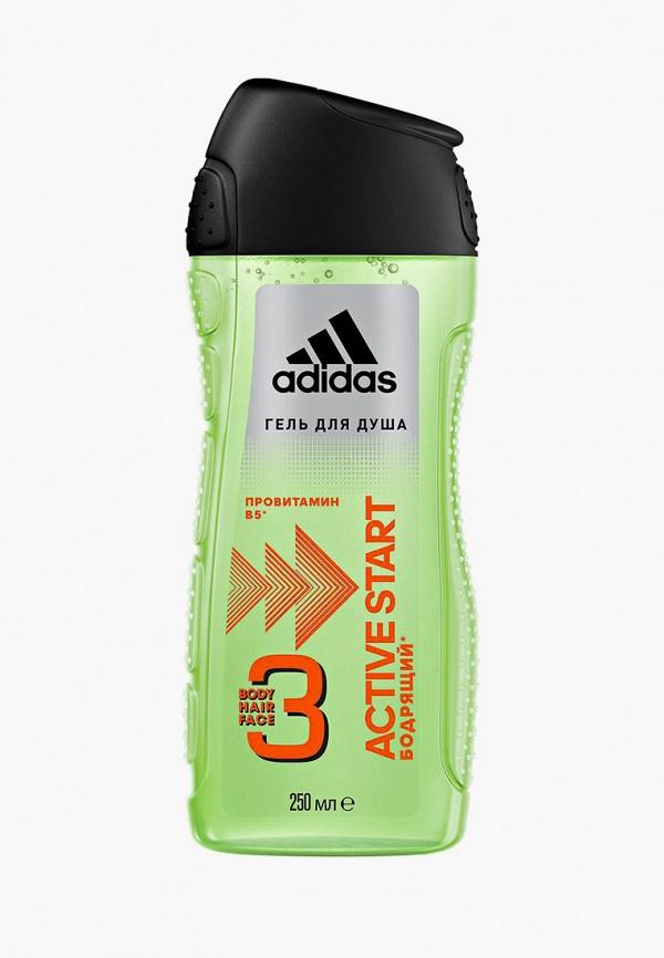 мужская гель для душа adidas