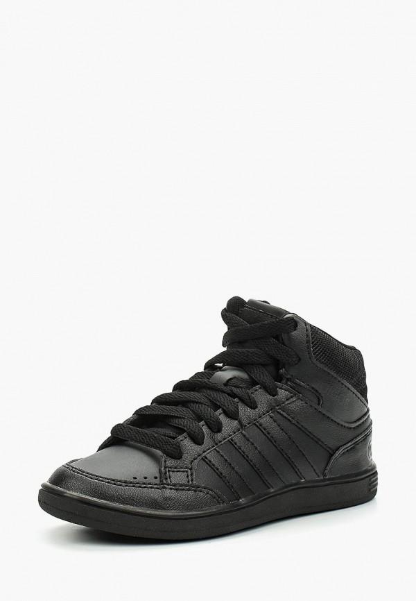 Купить Кеды adidas, adidas AD003ABUNC56, черный, Осень-зима 2017/2018