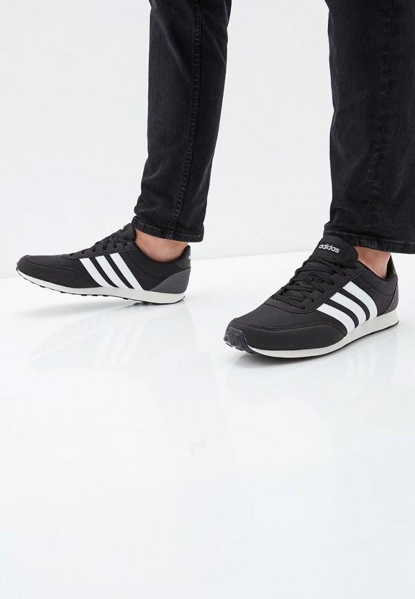 Фото 5 - Кроссовки adidas черного цвета