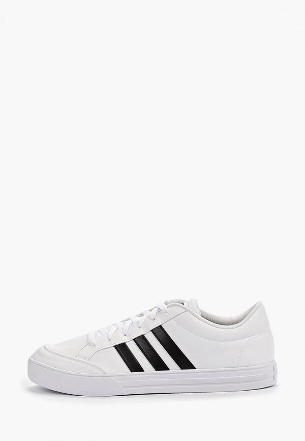 Фото - Кеды adidas adidas AD003AMURB28 кеды мужские vans ua sk8 mid цвет белый va3wm3vp3 размер 9 5 43