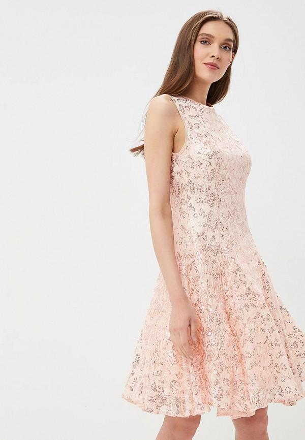 Платье adL adL AD005EWBCTA9 жилет adl adl ad005ewqdo07