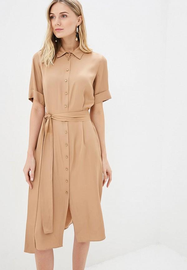 Купить Платье adL, ad005ewehlf9, коричневый, Весна-лето 2019