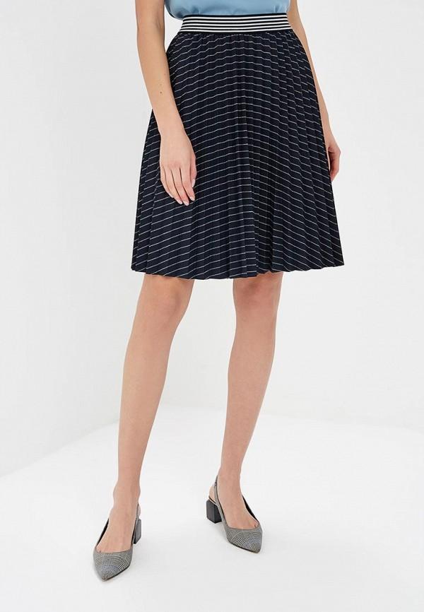женская юбка adl, синяя