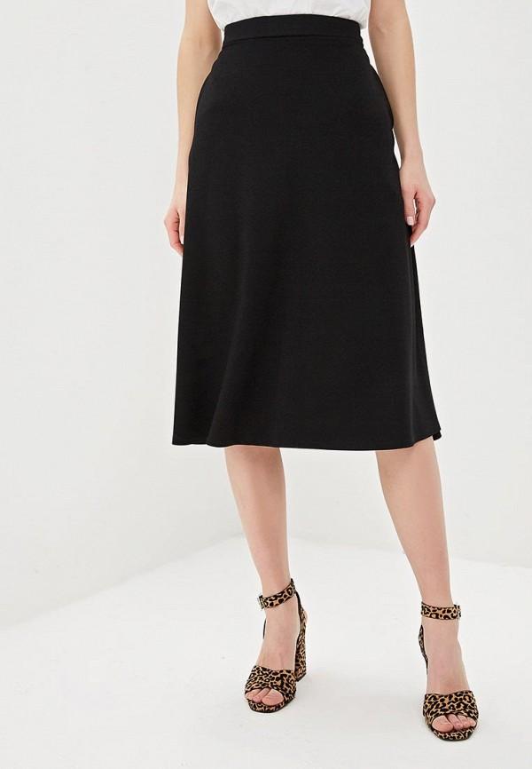 женская юбка adl, черная