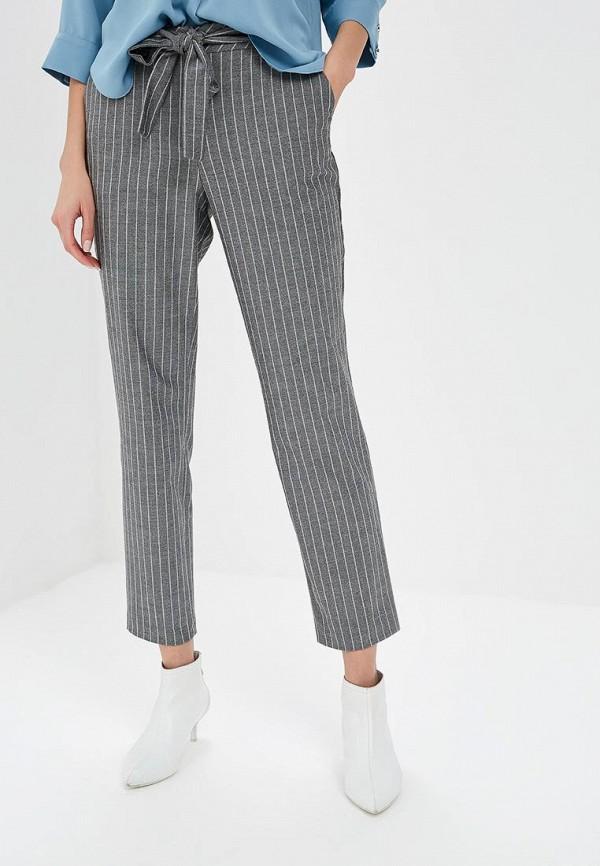 женские классические брюки adl, серые
