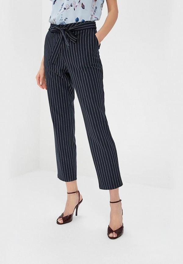 женские повседневные брюки adl, синие