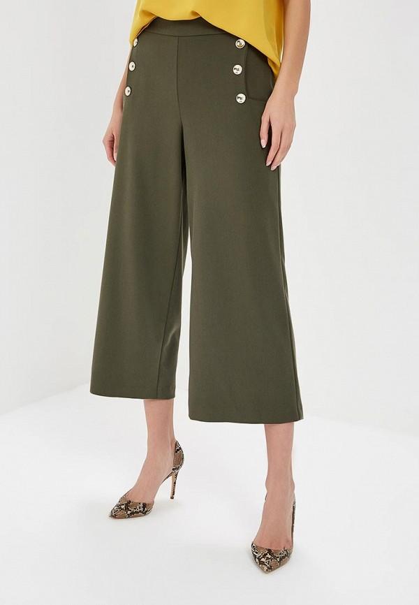 женские повседневные брюки adl, хаки
