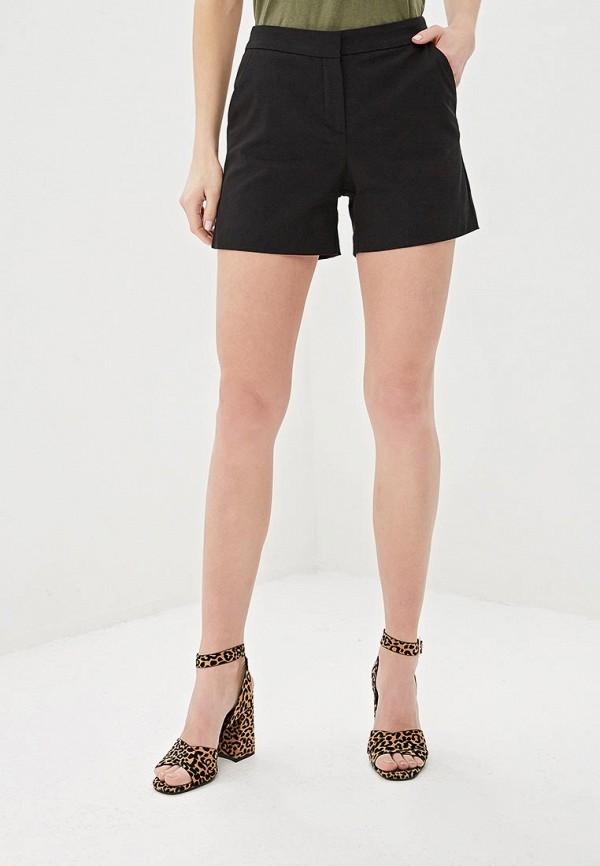 женские повседневные шорты adl, черные