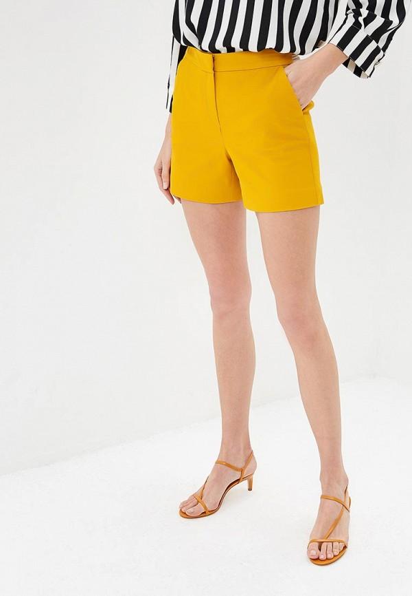 женские повседневные шорты adl, оранжевые