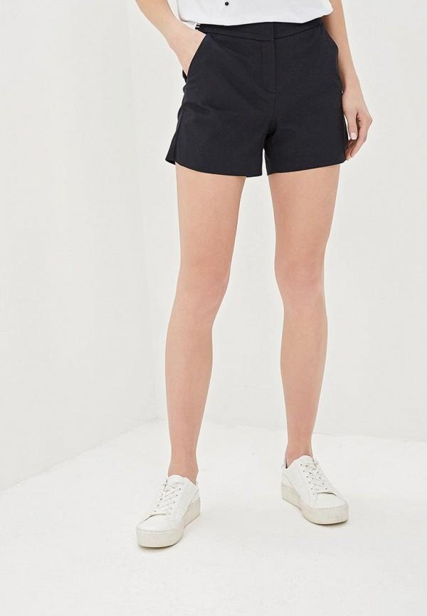 женские повседневные шорты adl, синие