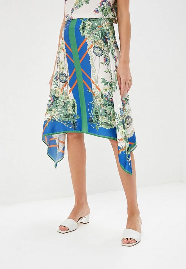 женская юбка adl, разноцветная