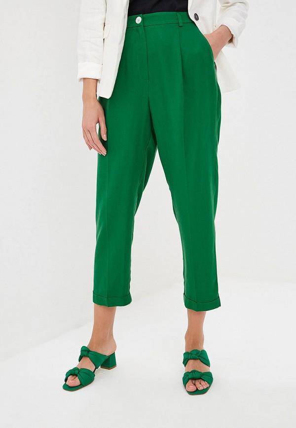 женские повседневные брюки adl, зеленые