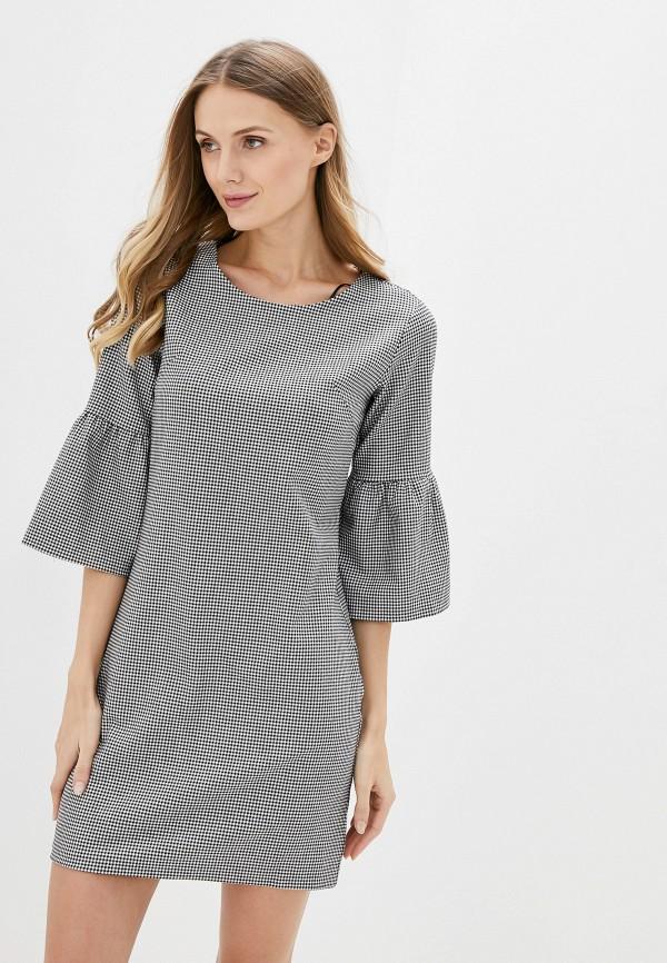 женское повседневные платье adl, серое