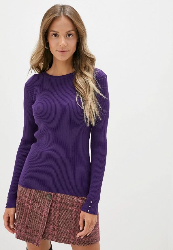 женский джемпер adl, фиолетовый