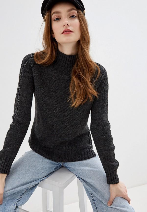 женский свитер adl, серый