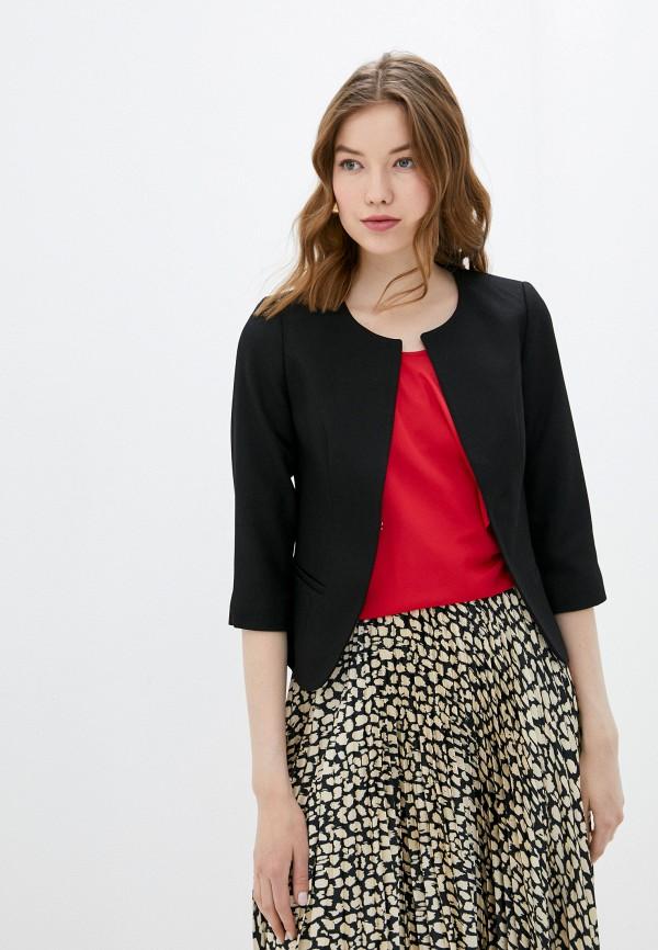 женский пиджак adl, черный
