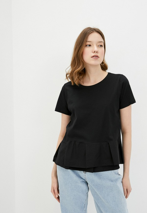Блуза adL adL 11538525000 черный фото