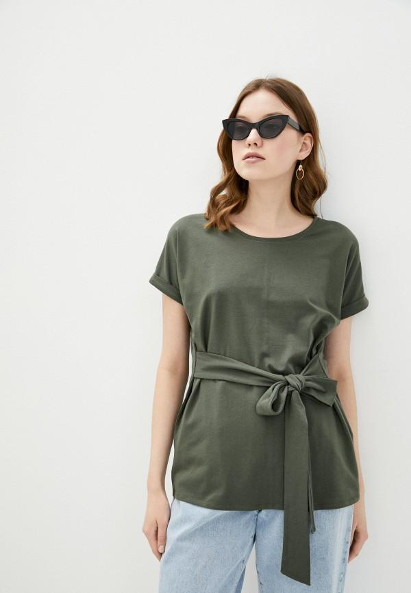женская блузка adl, хаки